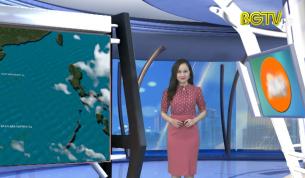 Bản tin thời tiết ngày 08 - 04 - 2021