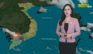 Bản tin thời tiết ngày 08 - 08 - 2020