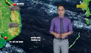 Bản tin thời tiết ngày 09 - 11 - 2019