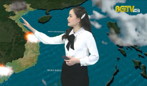 Bản tin thời tiết ngày 10 - 04 - 2021
