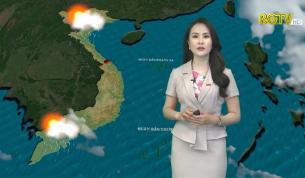 Bản tin thời tiết ngày 14 - 04 - 2021