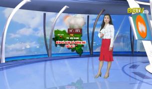 Bản tin thời tiết ngày 15 - 01 - 2021