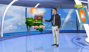 Bản tin thời tiết ngày 17 - 01 - 2021
