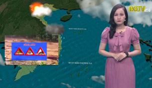 Bản tin thời tiết ngày 17 - 10 - 2020
