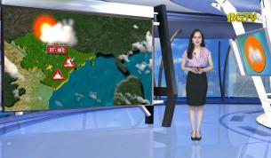 Bản tin thời tiết ngày 18 - 07 - 2020