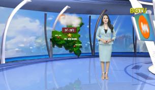 Bản tin thời tiết ngày 19 - 04 - 2021