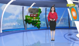 Bản tin thời tiết ngày 19 - 09 - 2020