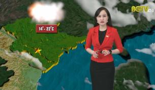Bản tin thời tiết ngày 21 - 01 - 2021