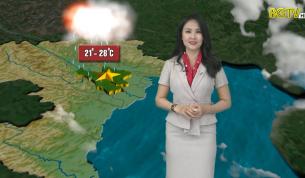 Bản tin thời tiết ngày 25 - 11 - 2020