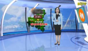 Bản tin thời tiết ngày 28 - 10 - 2020