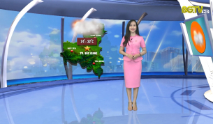 Bản tin thời tiết ngày 31 - 03 - 2021