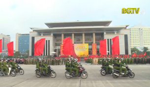 Bảo đảm an ninh, an toàn tuyệt đối Đại hội Đảng Toàn quốc lần thứ XIII