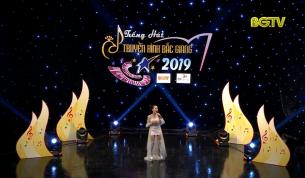 Ca nhạc: Sơ khảo vòng 1 - Tiếng hát truyền hình Bắc Giang 2019 (số 4)