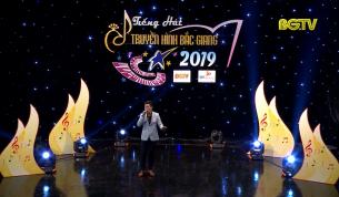 Ca nhạc: Sơ khảo vòng 1 - Tiếng hát truyền hình Bắc Giang 2019 (số 5)