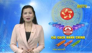 CCHC: Bắc Giang hiện đại hóa nền hành chính
