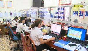 CCHC: Lục Nam - Điểm sáng trong thực hiện dịch vụ công mức độ 3, mức độ 4