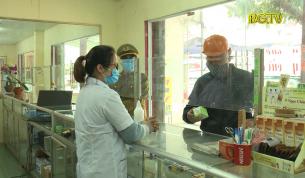 Chống buôn lậu: Tăng cường kiểm tra mặt hàng phòng dịch