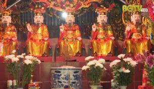Đất và người Bắc Giang: Di tích Quốc gia đặc biệt Đền Cầu Khoai