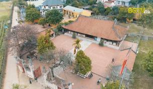 Đất và Người Bắc Giang: Đình Sàn - di tích kiến trúc nghệ thuật đặc sắc