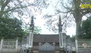 Đất và người Bắc Giang: Độc đáo lăng Quận công - Nguyễn Thế Lai