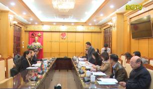 Đề nghị hỗ trợ thực hiện Dự án Phát triển hạ tầng nông nghiệp