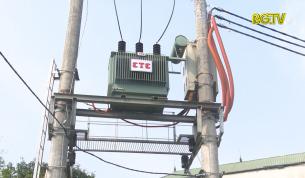 Điện với sản xuất và đời sống: Xử lý hành lang lưới điện mùa nắng nóng