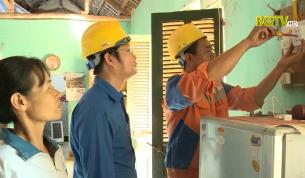 Điện với SX&ĐS: Công ty điện lực tri ân khách hàng