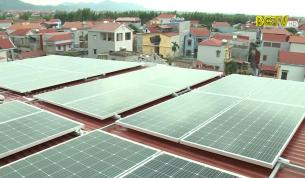 Điện với SX& ĐS: Điện năng lượng mặt trời
