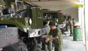 Đổi mới công tác đảm bảo kỹ thuật ở Lữ đoàn 219