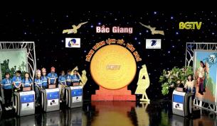 """Gameshow """"Bắc Giang – Hành trình Lịch sử, Văn hóa"""" số 11 (năm thứ 4)"""