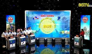 """Gameshow """"Bắc Giang – Hành trình Lịch sử, Văn hóa"""" (Bán kết 3, chủ đề: Di tích): Ngày 26 - 09 - 2020"""