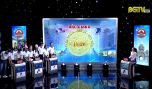 """Gameshow """"Bắc Giang – Hành trình Lịch sử, Văn hóa"""" (số 10 – Chủ đề Làng nghề): Ngày 25 - 07 - 2020"""