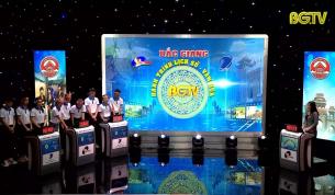 """Gameshow """"Bắc Giang – Hành trình Lịch sử, Văn hóa"""" (số 2 – Chủ đề Di sản): Ngày 30 - 11 - 2019"""