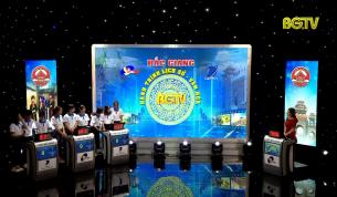 """Gameshow """"Bắc Giang – Hành trình Lịch sử, Văn hóa"""" (số 3 – Chủ đề dân ca, dân vũ): Ngày 28 - 12 - 2019"""
