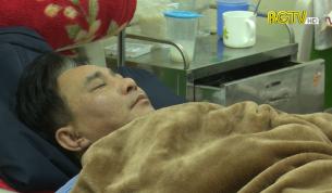 CTT: Gia tăng bệnh nhân nhập viện do thời tiết