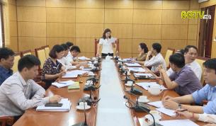 Giám sát công tác bầu cử tại TP Bắc Giang