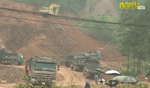 HĐND với cử tri: Vấn đề lắp đặt trạm cân tại các điểm mỏ khai thác khoáng sản