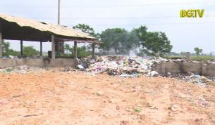 Hiệp Hòa nỗ lực giải quyết các điểm tồn lưu rác thải nông thôn