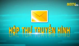 Hộp thư truyền hình ngày 22 - 01 - 2021