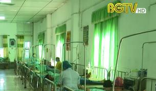 Tăng cường kiểm soát người bệnh có triệu chứng đến khám ở cơ sở y tế