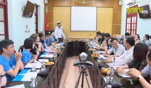 Kiểm tra tiêm vắc xin phòng Covid-19 tại Bắc Giang