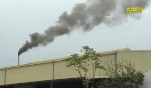 Lạng Giang: Cơ sở chế biến gỗ gây ô nhiễm môi trường