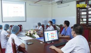 Bắc Giang nâng cao năng lực điều trị bệnh nhân Covid- 19