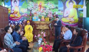 Phát huy vai trò các tôn giáo với cuộc bầu cử Quốc hội và HĐND các cấp
