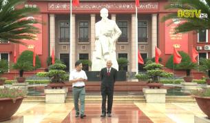 Phỏng vấn GS.TS Mạch Quang Thắng về Cách mạng tháng 8