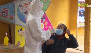 PV Giám đốc Sở Y tế về thời gian tiêm vacxin ngừa Covid- 19
