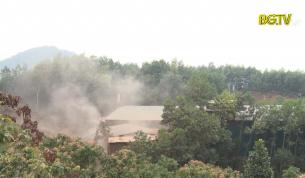 Sơn Động: Cơ sở chế biến gỗ tái diễn gây ô nhiễm môi trường