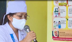 Tăng cường chăm sóc sức khỏe người cao tuổi trong bối cảnh dịch Covid-19