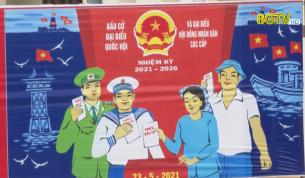 Tập trung cao chỉ đạo, tổ chức thành công cuộc bầu cử ĐBQH và HĐND