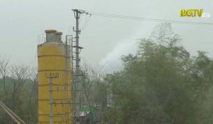 TP Bắc Giang: Ô nhiễm môi trường từ trạm trộn nhựa không phép